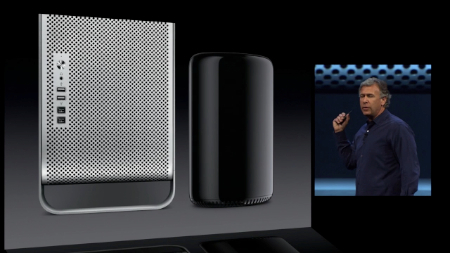 Mac Pro old and new