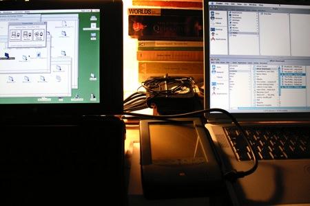 PowerBooks and Newton