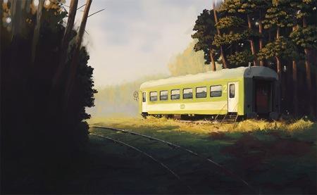 Sidetrack by Marcin Wolski
