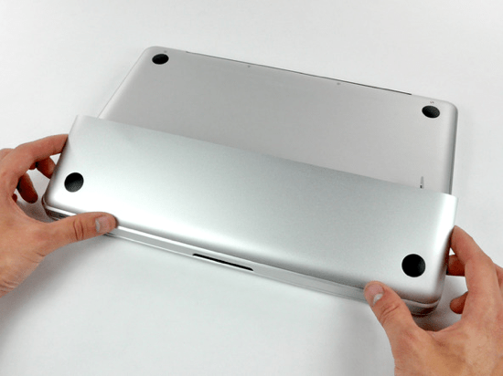 MacBook A1278 access door 2