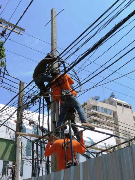 Lack of Health and Safety in Bangkok