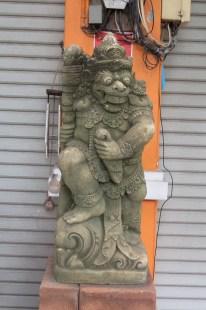 Statue in Bangsaen, Thailand