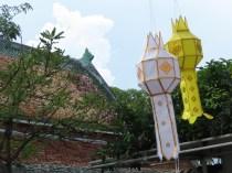 Lanterns, Wat Po, Bangkok
