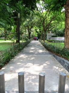 Chulalongkhorn University Grounds, Bangkok