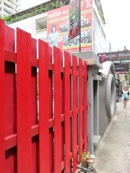 Colours in Bangkok