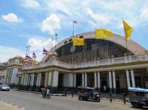 Hua Lamphong Railway Station