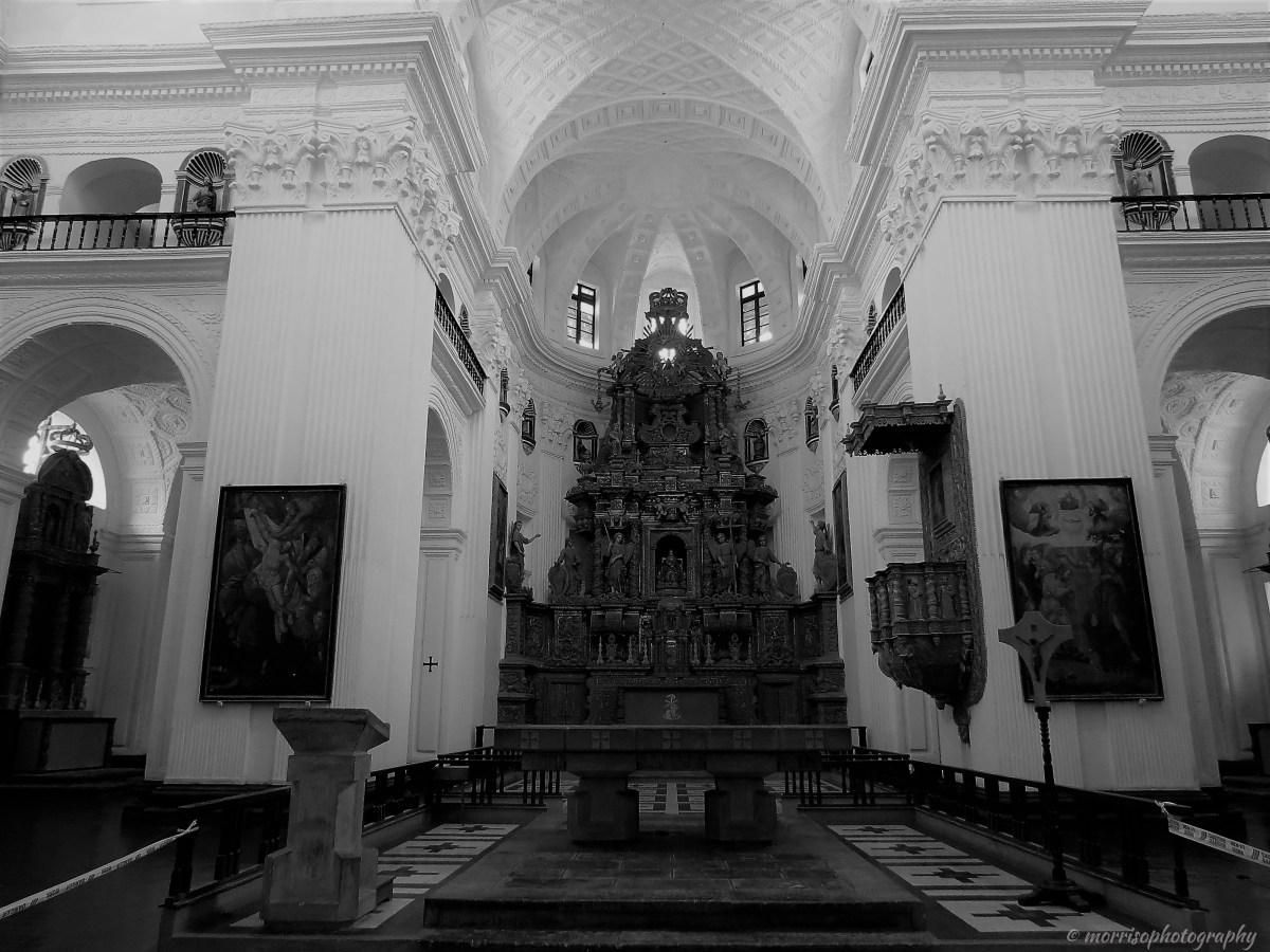 Old Goa Churches