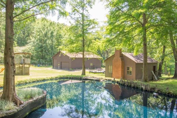 Luxury 20 Acre Memphis Estate Morris Realty Auction