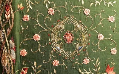 Subversive Stitching: May Morris and Embroidery