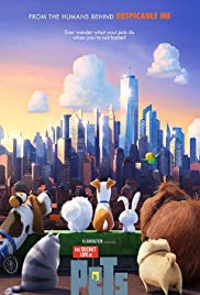 Secret Life of Pets film poster
