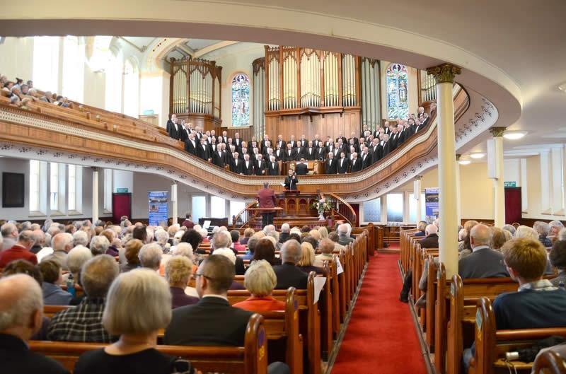 Morriston Tabernacle Swansea Photo Gallery