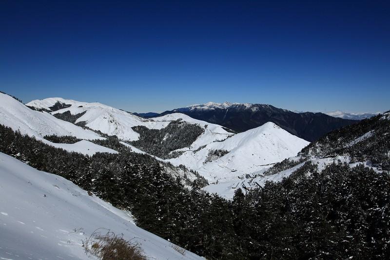 合歡山冬雪二部曲