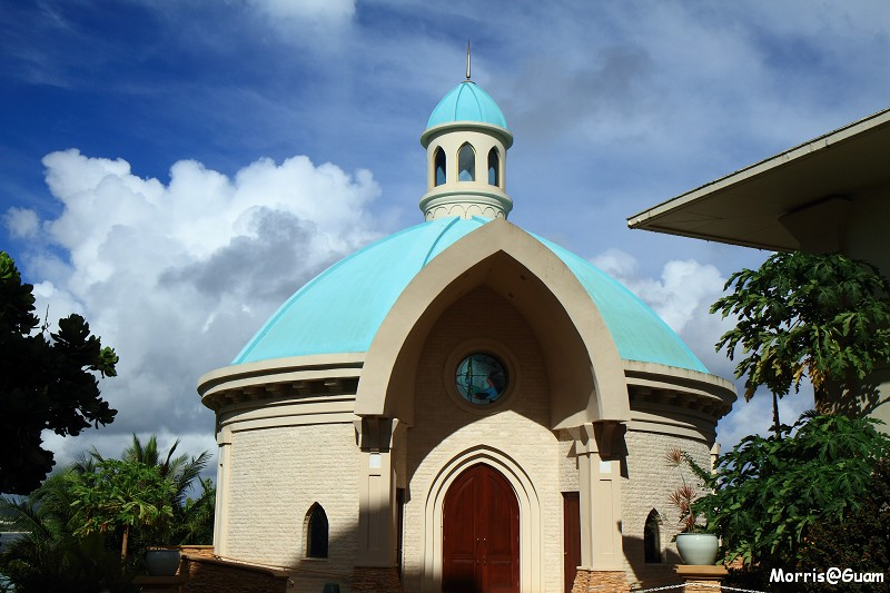 關島教堂 (10)