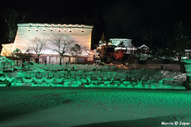 飛驒之里點燈 (1)