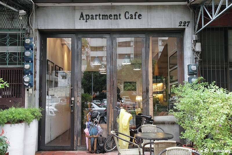 公寓咖啡 | 攝影‧旅行‧拈花惹草→Morris