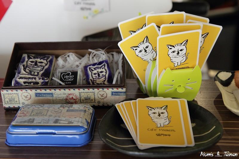 【臺南】貓門咖啡 Cafe Moment | 攝影‧旅行‧拈花惹草→Morris