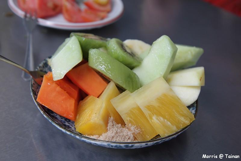 【臺南】水果盤系列。阿田水果店 | 攝影‧旅行‧拈花惹草→Morris
