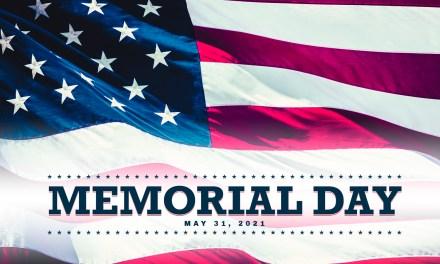 Memorial Day 2021