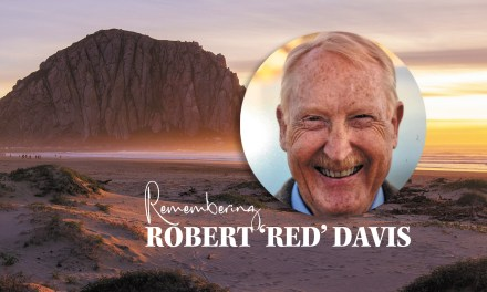 Morro Bay Councilmember <BR>Robert 'Red' Davis Passes Away