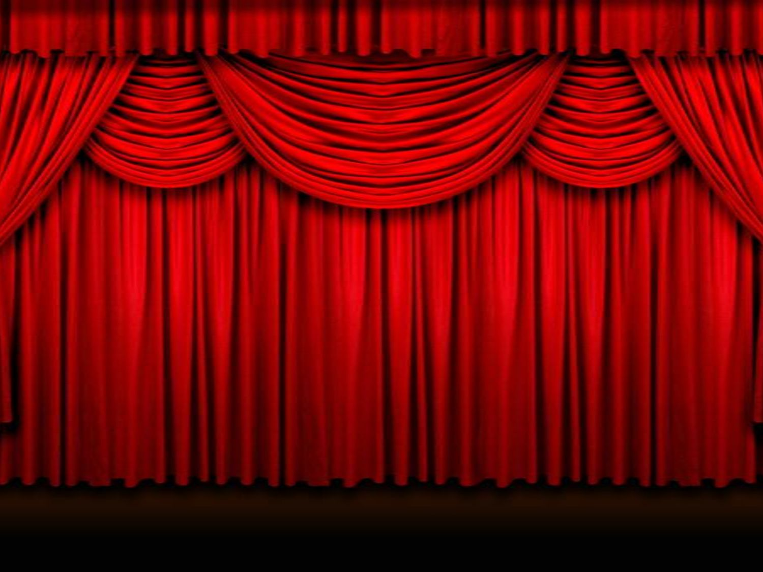 Free coloring pages of theatre curtain