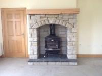 Sandstone Fireplaces | Morrow Sandstone