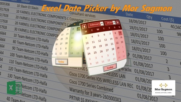 Excel Date Picker