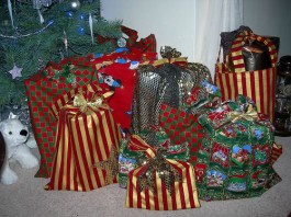 Christmas Morsbags