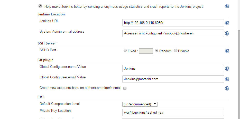 Setup Jenkins to build python projects with tests