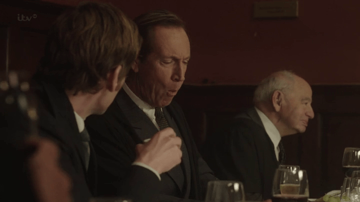 colin in endeavour girl episode