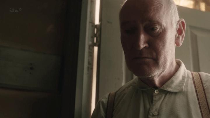 John Flanagan as Mr greaves
