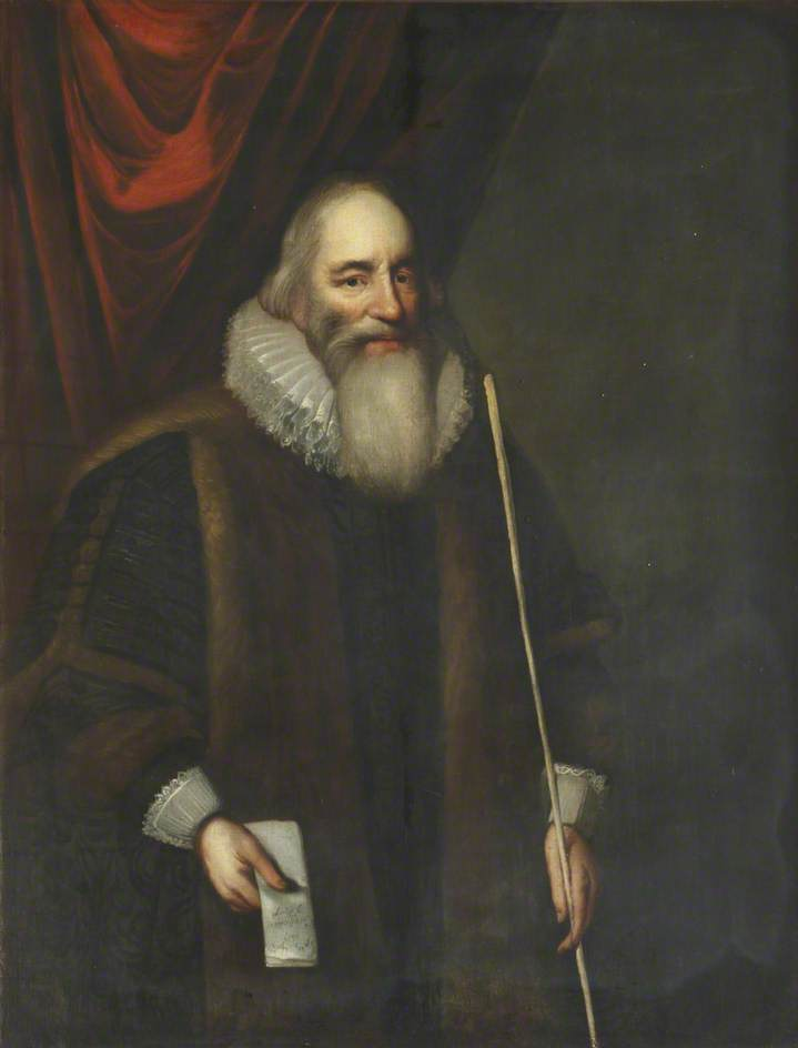 unknown artist; James Ley, 1st Earl of Marlborough, Lord High Treasurer (1624-1628); Brasenose College, University of Oxford; http://www.artuk.org/artworks/james-ley-1st-earl-of-marlborough-lord-high-treasurer-16241628-221741