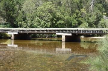 A bridge for Jo, queen of bridges