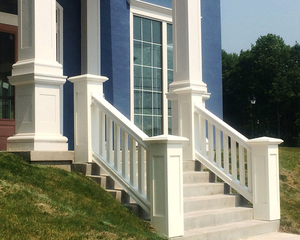 Stairs & Railings - Morse Lumber