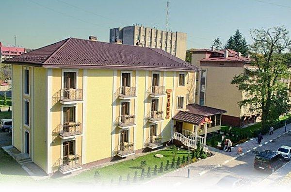 Отель «Виват» – Моршин