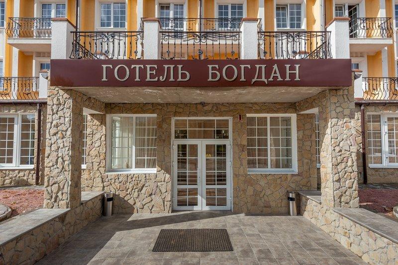 Готель Богдан