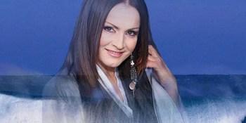 """VIA & quot; Chervona ruta"""" Morshin Sofia Rotaru ilə solist"""