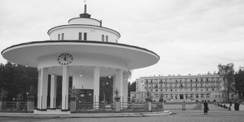 Sanatorium Marble Palace və Morshin 90 il öncə