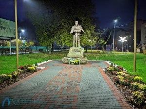 Памятник Зиновию Красовскому в Моршине