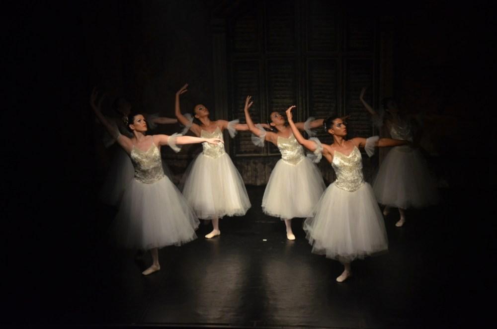 Ballet - O Começo (3/3)