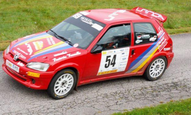 Départ du Rallye 2018 à Mortagne