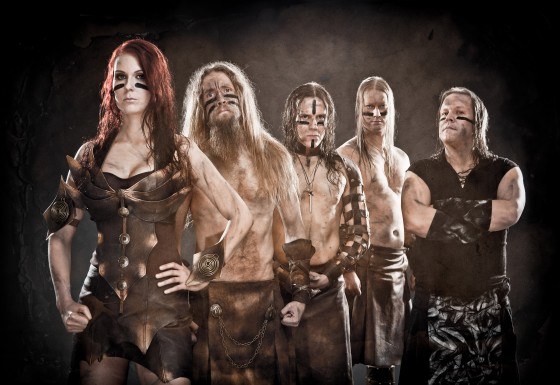Finnish folk metal merchants, ENSIFERUM