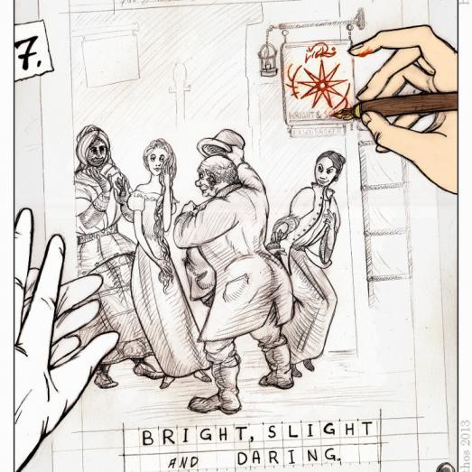 07: Bright, Slight and Daring