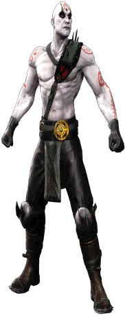 MKWarehouse Mortal Kombat Quan Chi