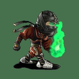 Mkwarehouse Mortal Kombat Deception Ermac