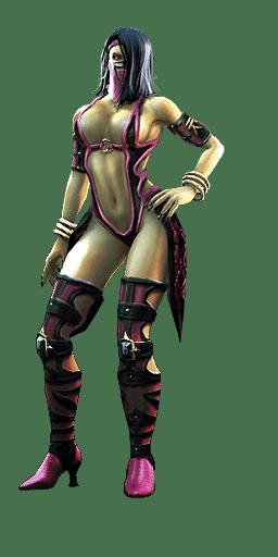Kombat Skin 9 Mortal Mods