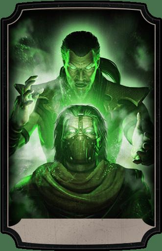 Mkwarehouse Mortal Kombat Mobile Erron Black
