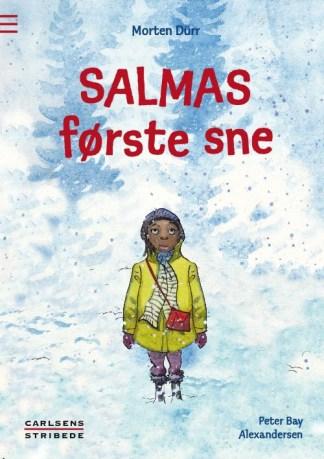 Salmas første sne af Morten Dürr