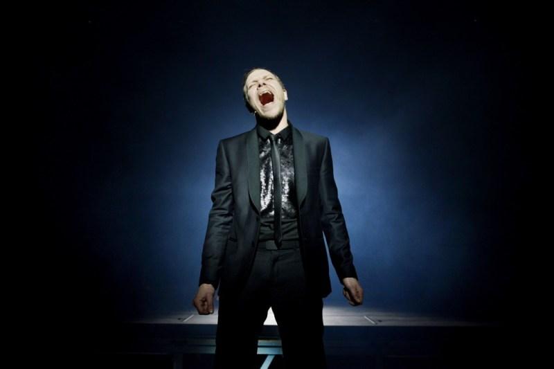 Johan Olsen, Det Kongelige Teater.Foto: Christian Als