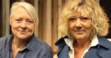 Madeleine Røn Juul og Rikke Wölck - Foto: Morten Hede