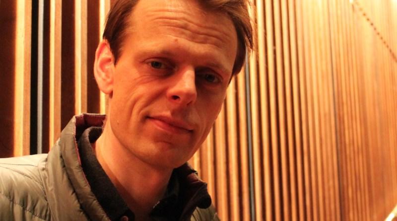 Hede møder Jacob Madsen Kvols - Foto: Morten Hede